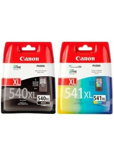 Canon PG-540XL/CL-541XL Orjinal Kartuş 2li Paket Renkli
